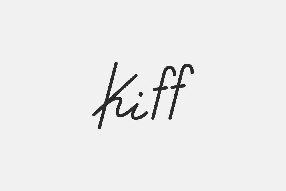美容室 kiff